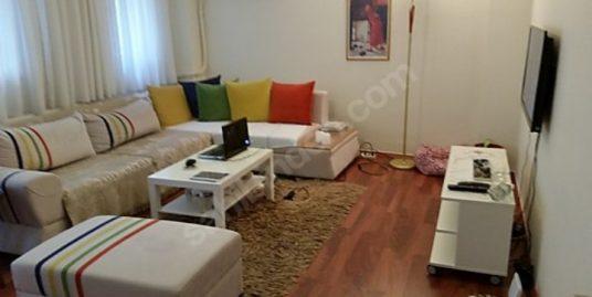 اجاره آپارتمان با لوازم کامل زندگی در ازمیر منطقه کارشیاکا
