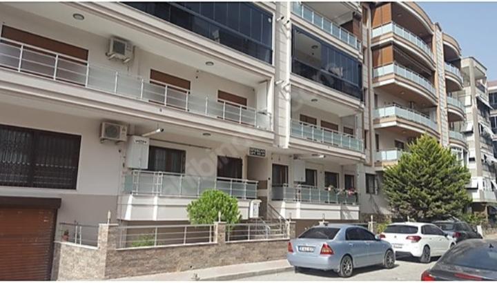 ۵۸۶هزار لیر  آپارتمان دو خواب  شیک در ازمیر منطقه کارشیاکا